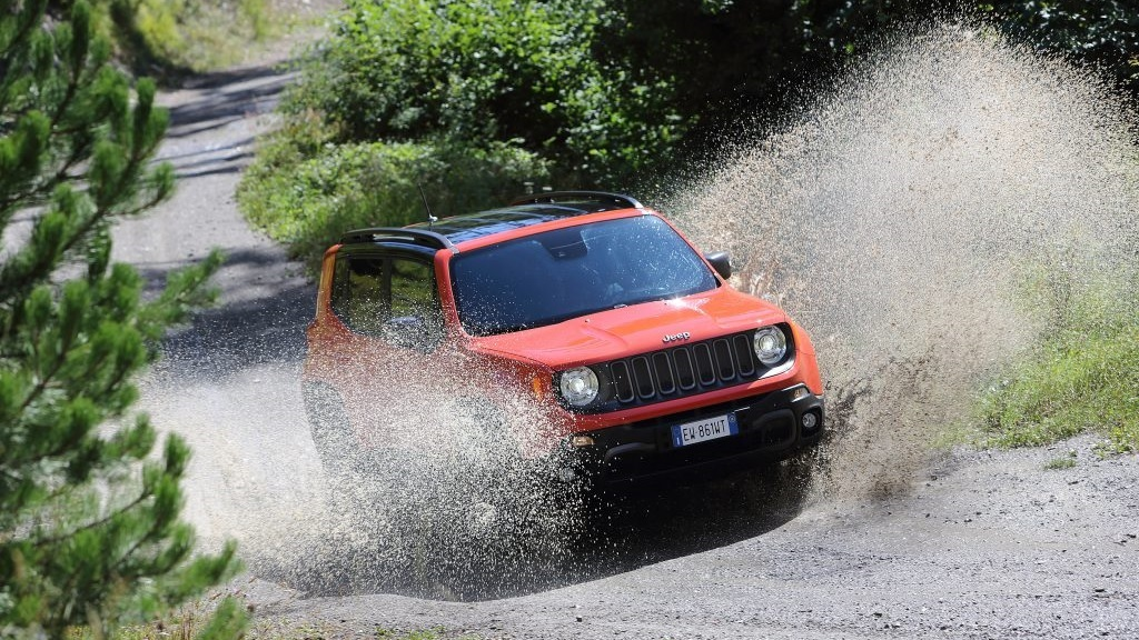 JEEP RENEGADE CAR 2014
