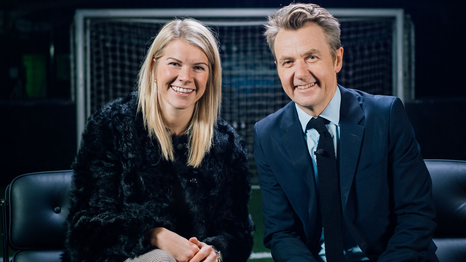 Skavlan tv show norway ada hegerberg ballon d'or winner wwc 2019 women world cup